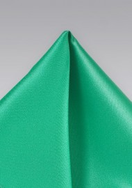 Pocket Squares  - Light green hankie