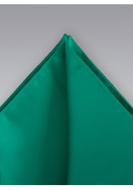 Pocket Squares -  Sea Green Hankie