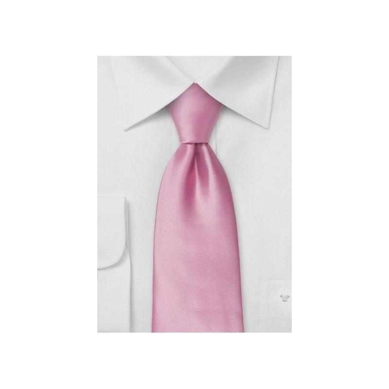 1970b4382477 Pink men's ties - Solid color pink tie