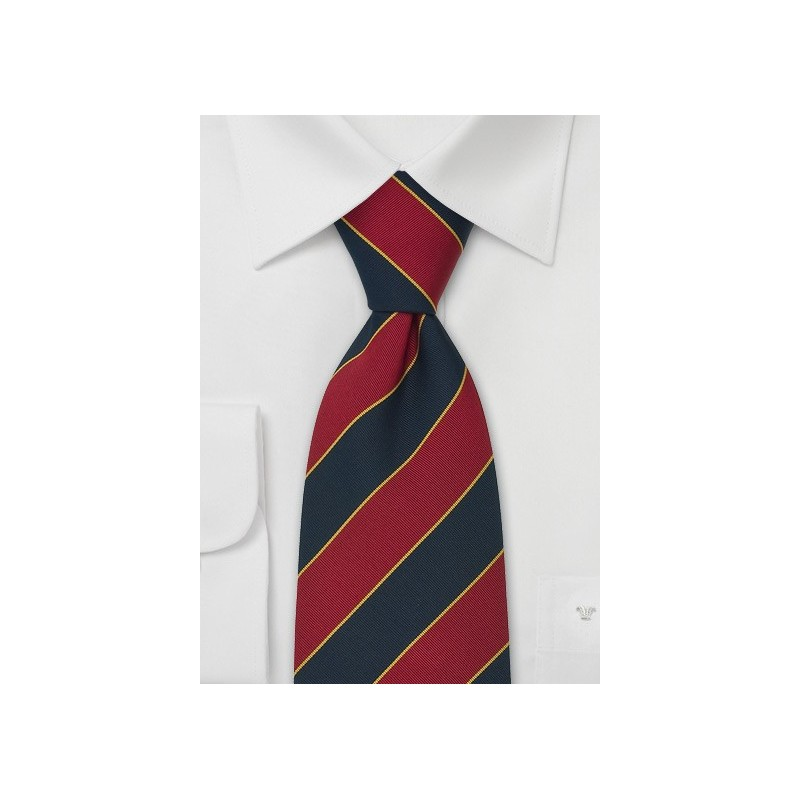 "Regimental Ties - British Necktie ""Oxford"""