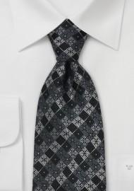 Modern Designer Tie by Chevalier