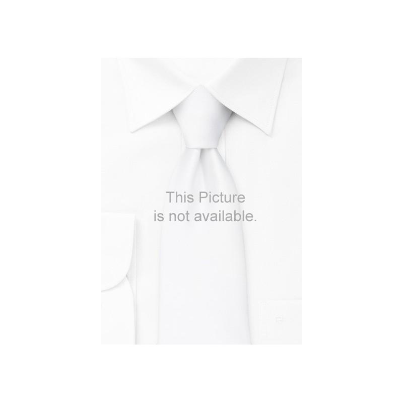 Brown Neckties - Elegant Tie in a Latte-Brown Color