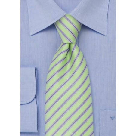 Mint Green Necktie