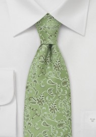 Emerald Green Designer Tie by Chevalier