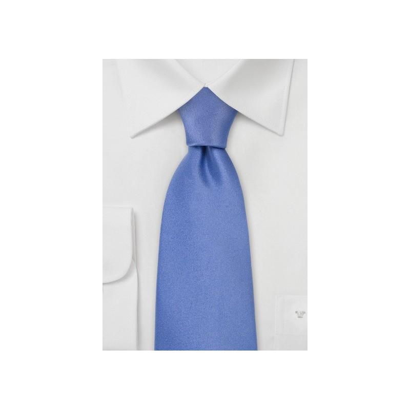 Solid Silk Ties in Carolina Blue