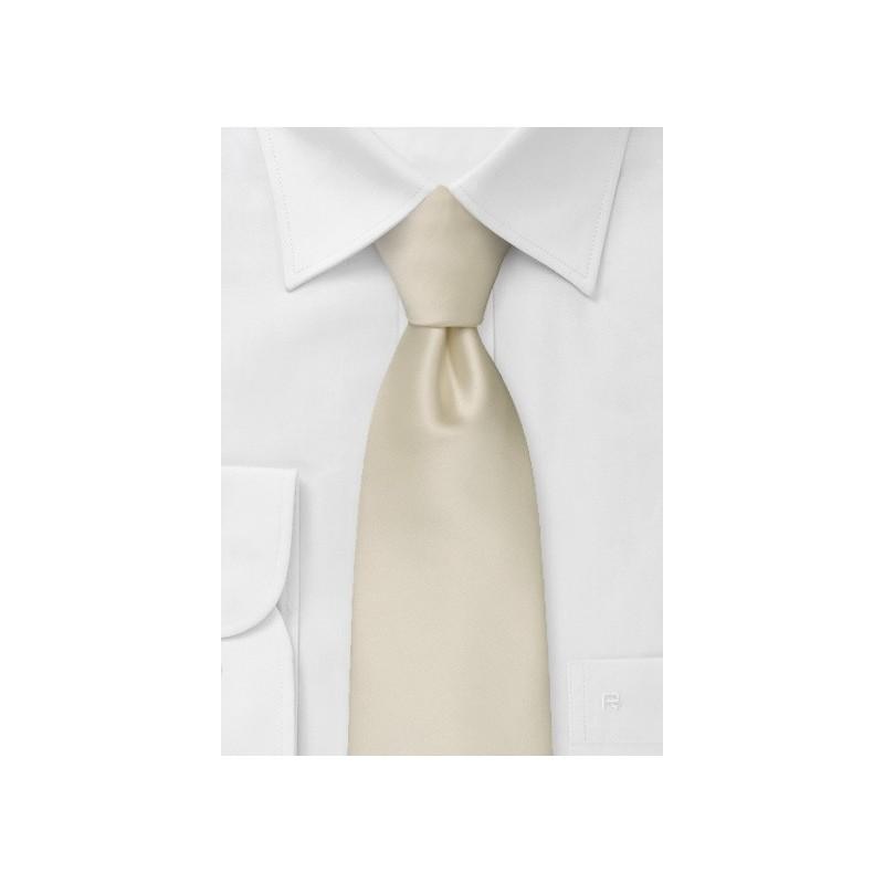 Champagne Necktie for Kids