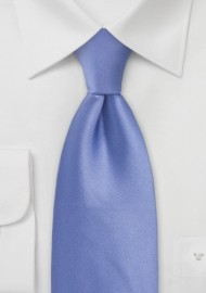 Solid Kids Tie in Carolina Blue