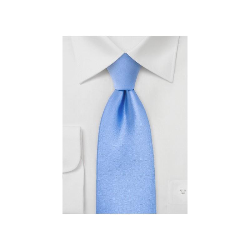 Bright Sky Blue XL Tie