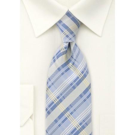 Summer Tie in Light Blue