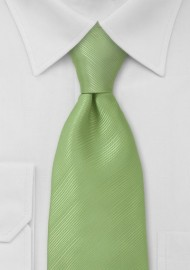 Mint Green Mens Tie