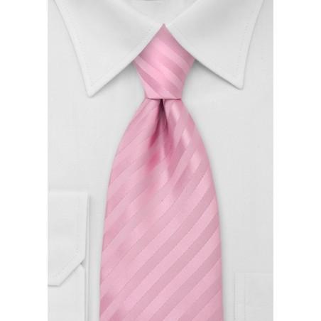 Kids Tie in Rose-Pink