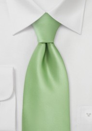 Key Lime Green Necktie