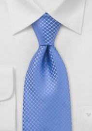 Cornflower Blue Kids Tie