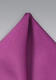 Elegant Purple Pocket Square