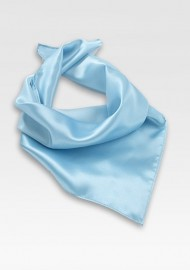 Light Blue Womens Scarf