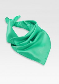 Jade Green Womens Scarf