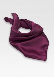 Lilac Purple Womens Scarf