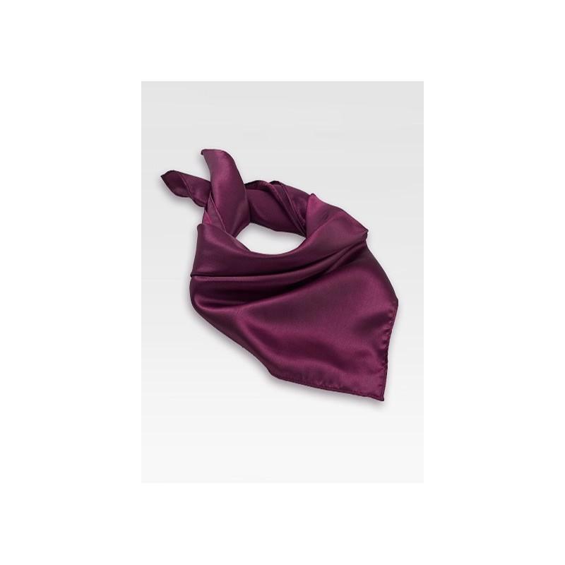Lilac Purple Womens Scarf