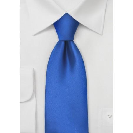 Horizon Blue Mens Tie in XL Length