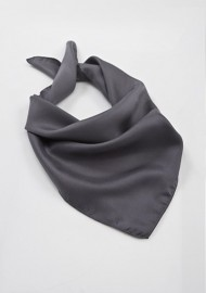 Dark Gray Women's Scarf