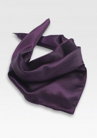 Women's Scarf in Berry Purple