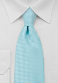 Electric Blue XL Sized Necktie