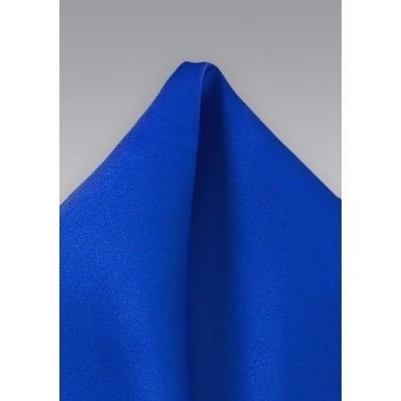 Horizon Blue Pocket Square