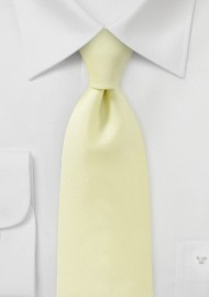 Citrine Yellow Necktie