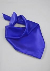 Women's Scarf in Marine Blue