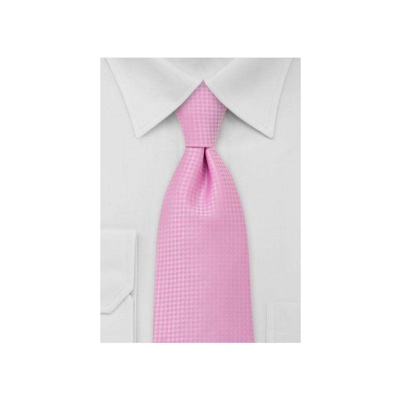 Light Pin Necktie Made for Boys