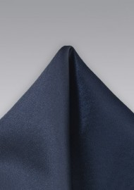 Midnight Blue Men's Pocket Square