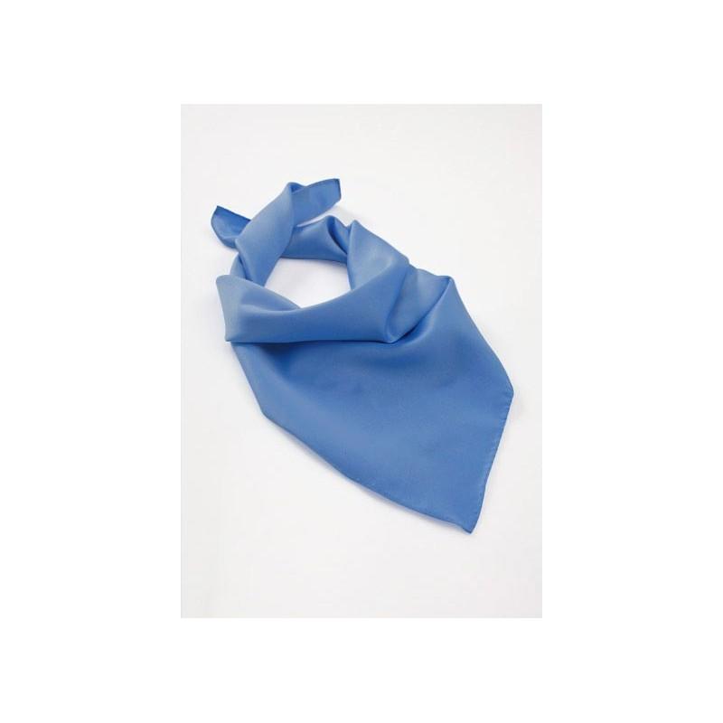 Royal Blue Women's Neck Scarf