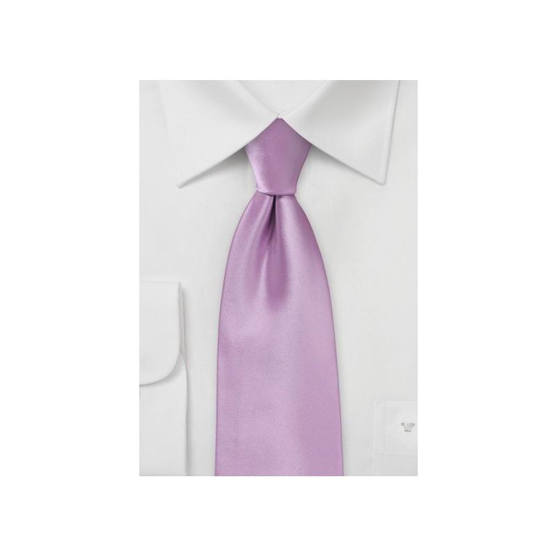 Royal Bloom Colored Kids Tie