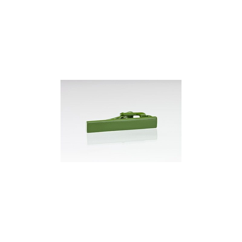 Kelly Green Colored Tie Bar