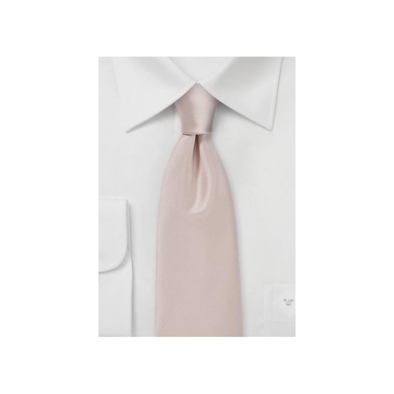 Antique Pink Necktie