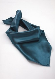 Dark Teal Hued Womens Scarf