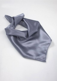 Gray Neck Scarf for Women