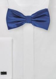 Elegant Bow Tie in Royal Blue