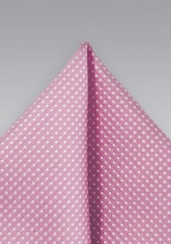 Dusty Rose Colored Hanky