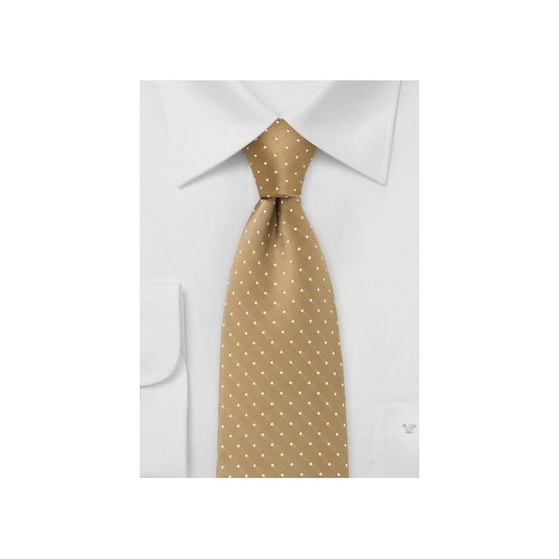 Budda Gold XL Length Tie