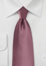 Renaissance Hued Necktie in XL