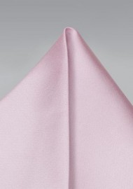 Lilac Pink Mens Pocket Square