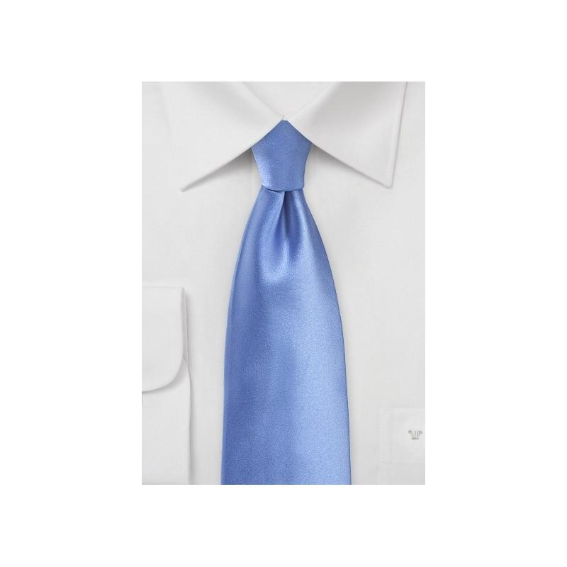Peri Blue Kids Necktie