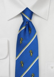Alpha Epsilon Pi Tie in Silk