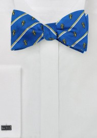 Bowtie for Alpha Epsilon Pi in Silk