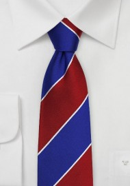 Woven Silk Tie for Beta Theta Pi
