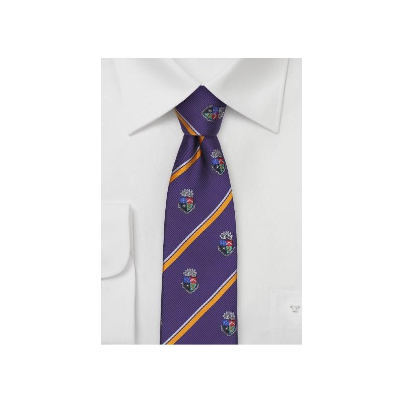 Delta Tau Delta Skinny Tie