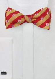 Self Tie Bow Tie for Kappa Alpha