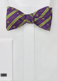 Self Tie Bowtie for Lambda Chi Alpha