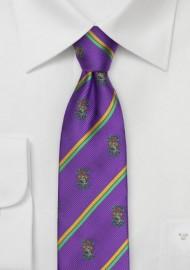 Skinny Necktie for Lambda Chi Alpha